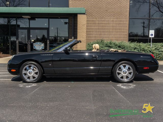 2004 Ford Thunderbird 2dr Convertible Premium - 18555581 - 9