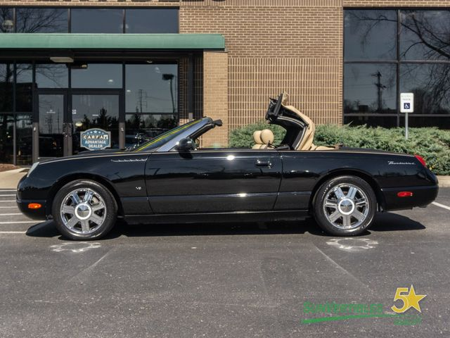 2004 Ford Thunderbird 2dr Convertible Premium - 18555581 - 10