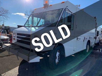2004 Freightliner MT 55 ENCLOSED SERVICE STEP VAN