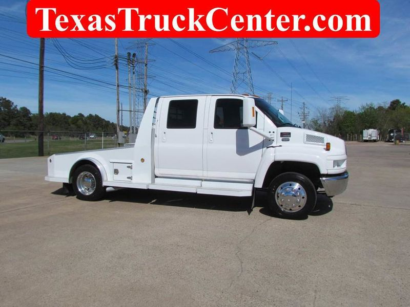 2004 Used GMC C4500 Western Hauler Style at Texas Truck