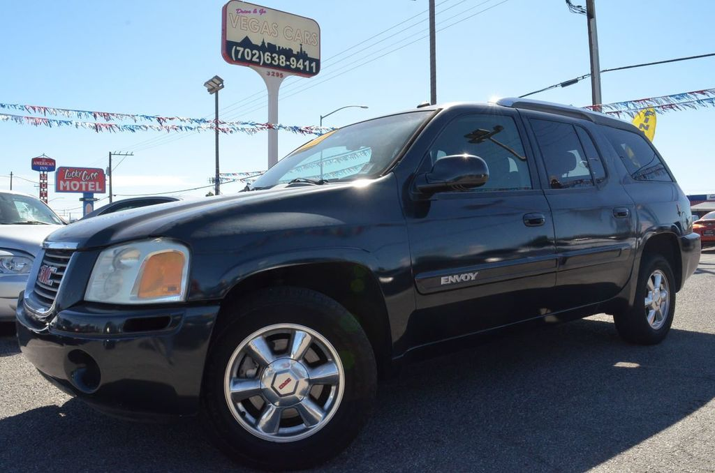 2004 GMC ENVOY ENVOY XUV Not Specified - 1GKES12S046180060 - 0