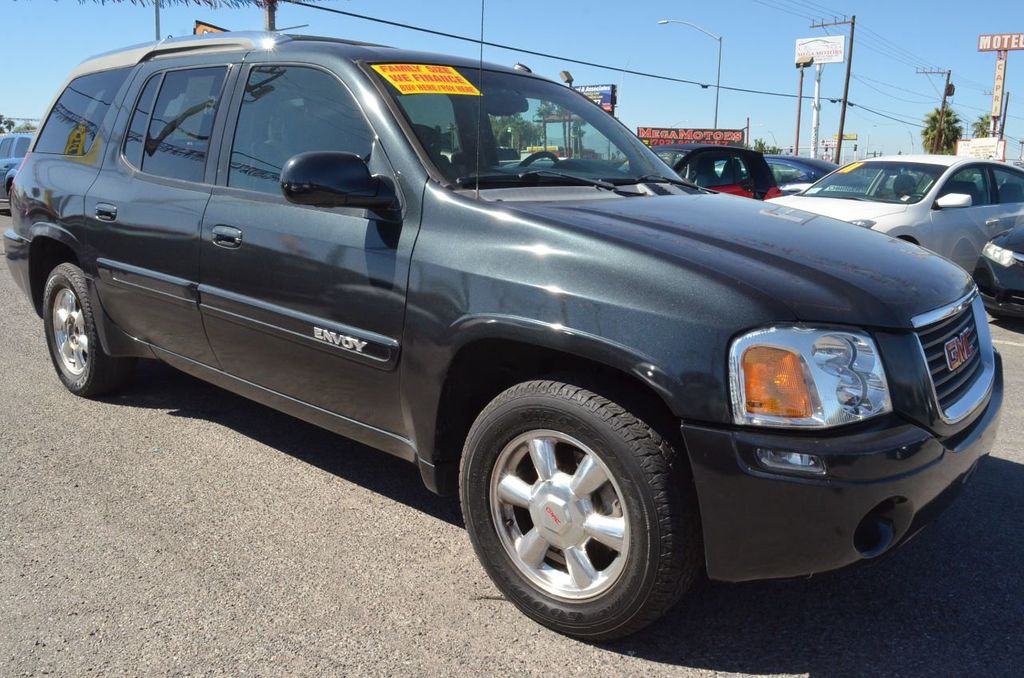 2004 GMC ENVOY ENVOY XUV Not Specified - 1GKES12S046180060 - 2