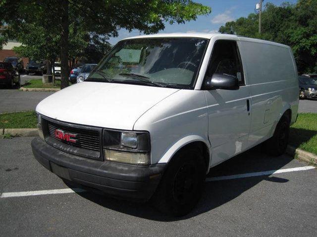2004 Gmc Safari Cargo Base 3dr Extended Cargo Mini Van Not Specified