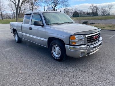 """2004 GMC Sierra 1500 Ext Cab 143.5"""" WB SLT - Click to see full-size photo viewer"""