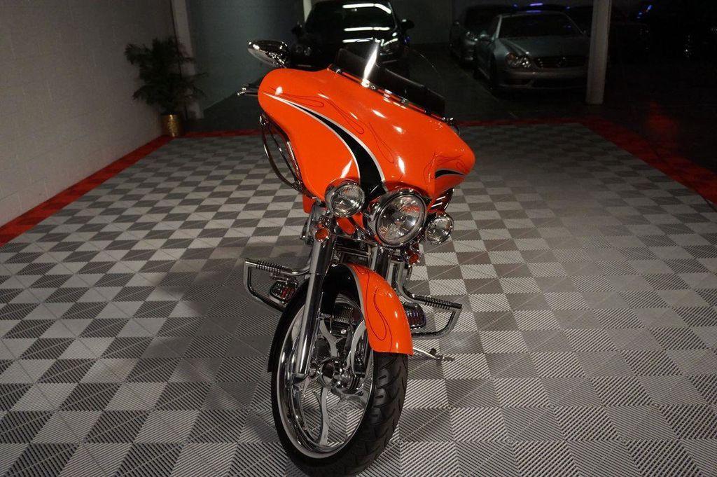 2004 Used Harley-Davidson FLHTCSE Screamin' Eagle Electra Glide Baker  Transmission at Kip Sheward Motorsports Serving Novi, MI, IID 13868610