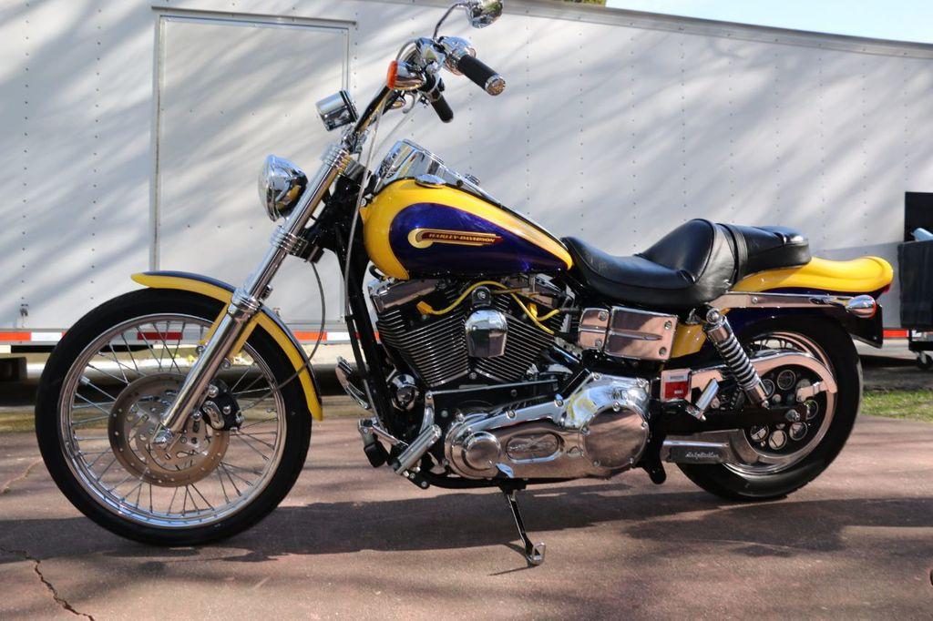 Harley Dyna Wide Glide >> 2004 Used Harley Davidson Fxdwgi Dyna Wide Glide At Webe