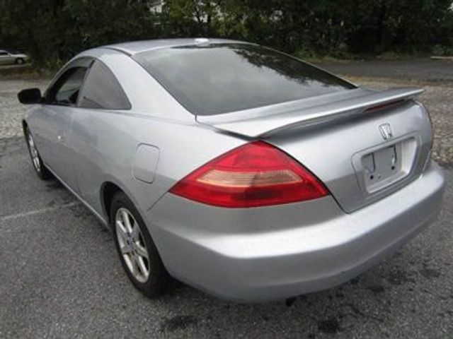 Captivating 2004 Honda Accord Coupe