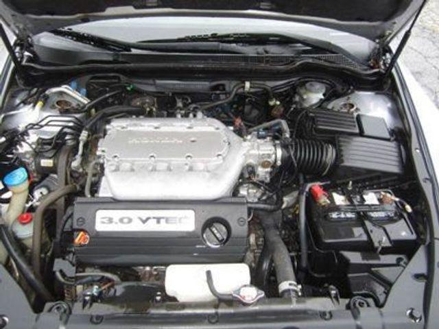 2004 Honda Accord Coupe EX AUTO V6 LEATHER   14298767   10