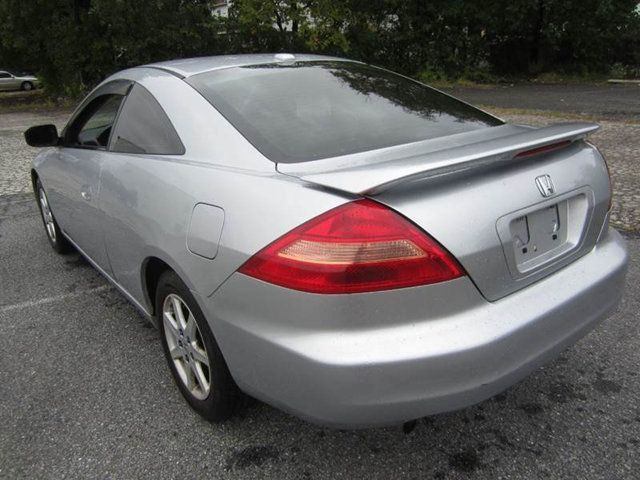 2004 Honda Accord Coupe