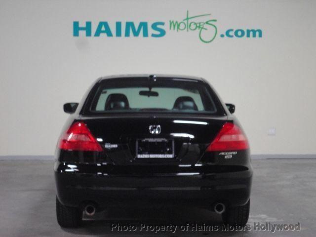 2004 Honda Accord Coupe EX Auto V6 W/Leather/XM   10299838   3