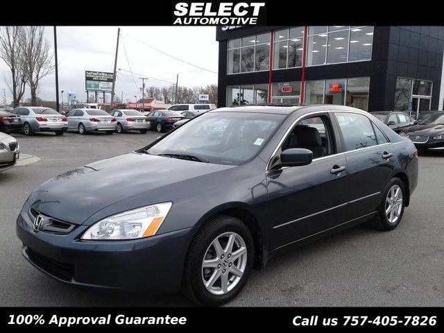 2004 Honda Accord Sedan EX Sedan   1HGCM66814A048870   0