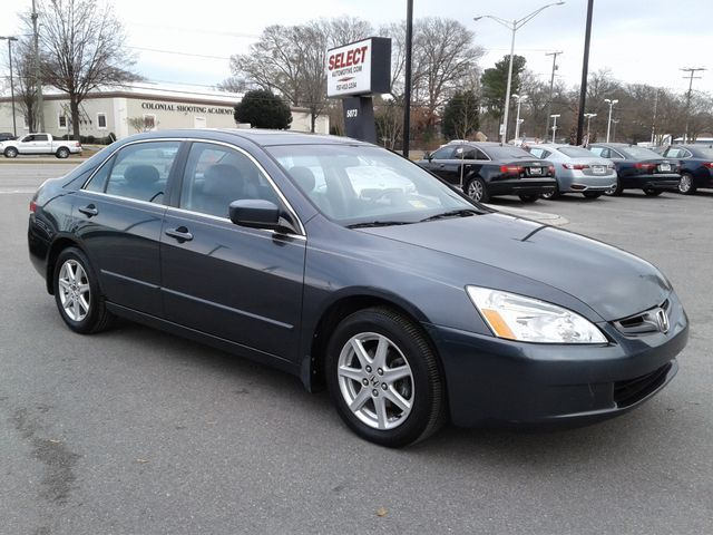 2004 Honda Accord Sedan EX Sedan   1HGCM66814A048870   2