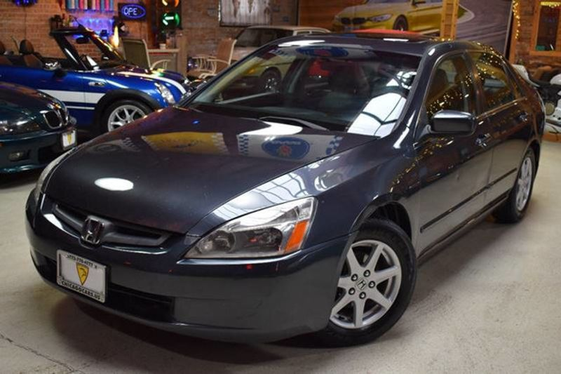 2004 Honda Accord For Sale >> 2004 Honda Accord Sedan Ex Automatic V6 W Leather Xm Sedan For Sale Summit Argo Il 3 985 Motorcar Com