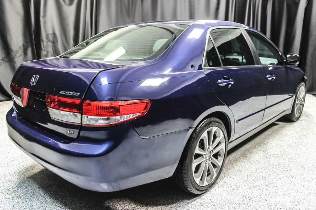 2004 Used Honda Accord Sedan LX Automatic at Auto Outlet Serving Elizabeth, NJ, IID 16449680