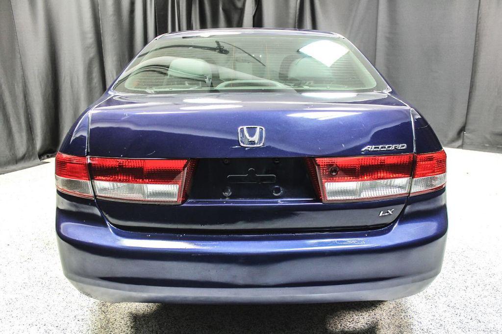 2004 Honda Accord Sedan Lx Automatic 16449680 3