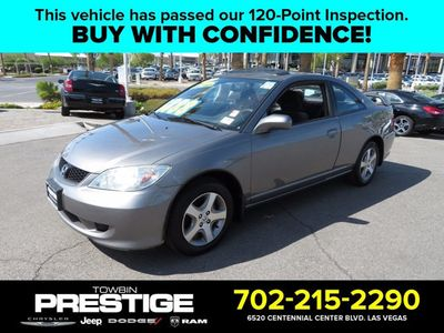 2004 Honda Civic - 1HGEM22974L031009