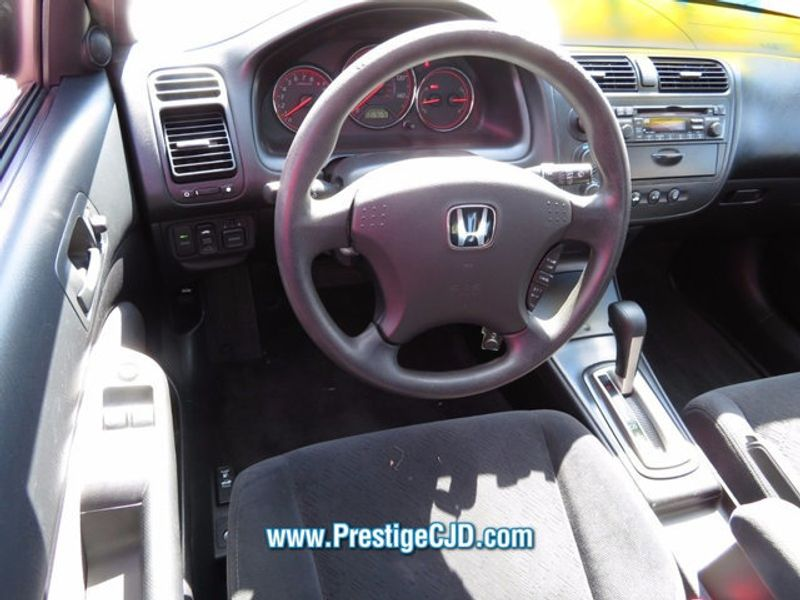 2004 Honda Civic 2dr Coupe EX Automatic - 16778810 - 10
