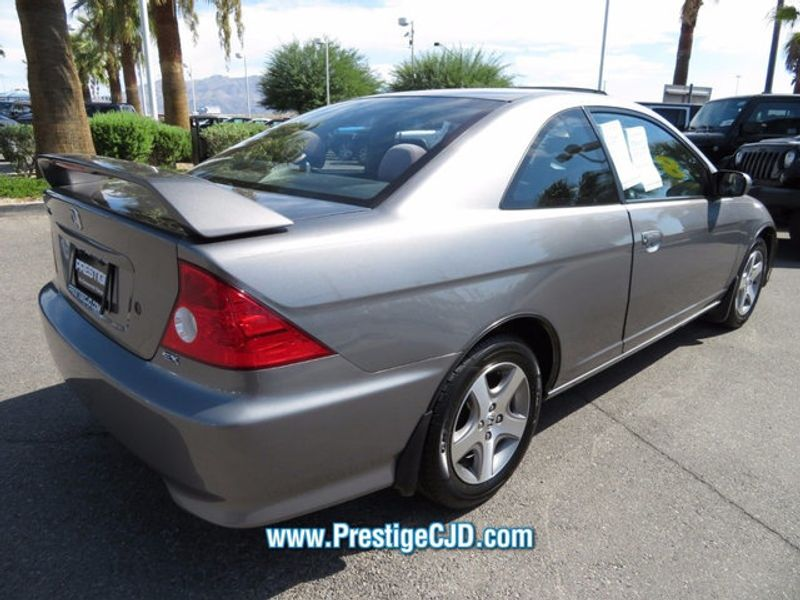 2004 honda civic 2dr coupe ex automatic coupe for sale in las vegas nv on. Black Bedroom Furniture Sets. Home Design Ideas