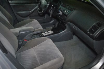 2004 Honda Civic 4dr Sedan VP Automatic - Click to see full-size photo viewer