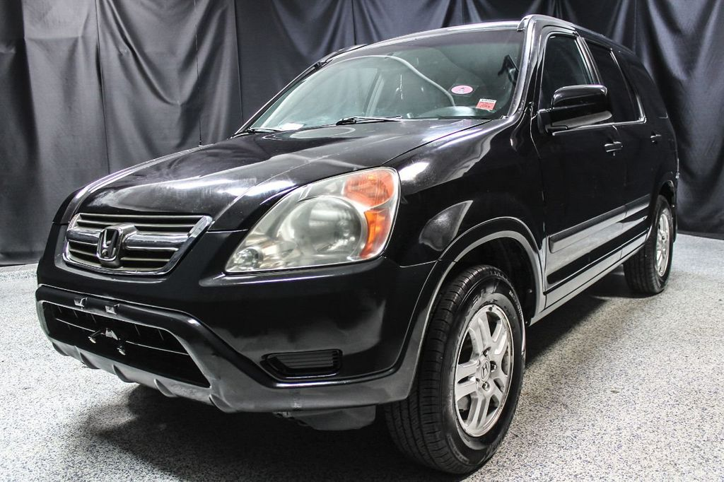 2004 Used Honda CR-V 4WD EX Automatic at Auto Outlet ...