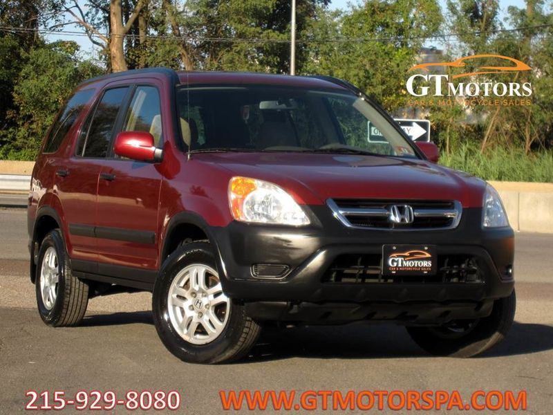 2004 Used Honda Cr V 4wd Ex Automatic At Gt Motors Pa Serving Philadelphia Iid 19423831