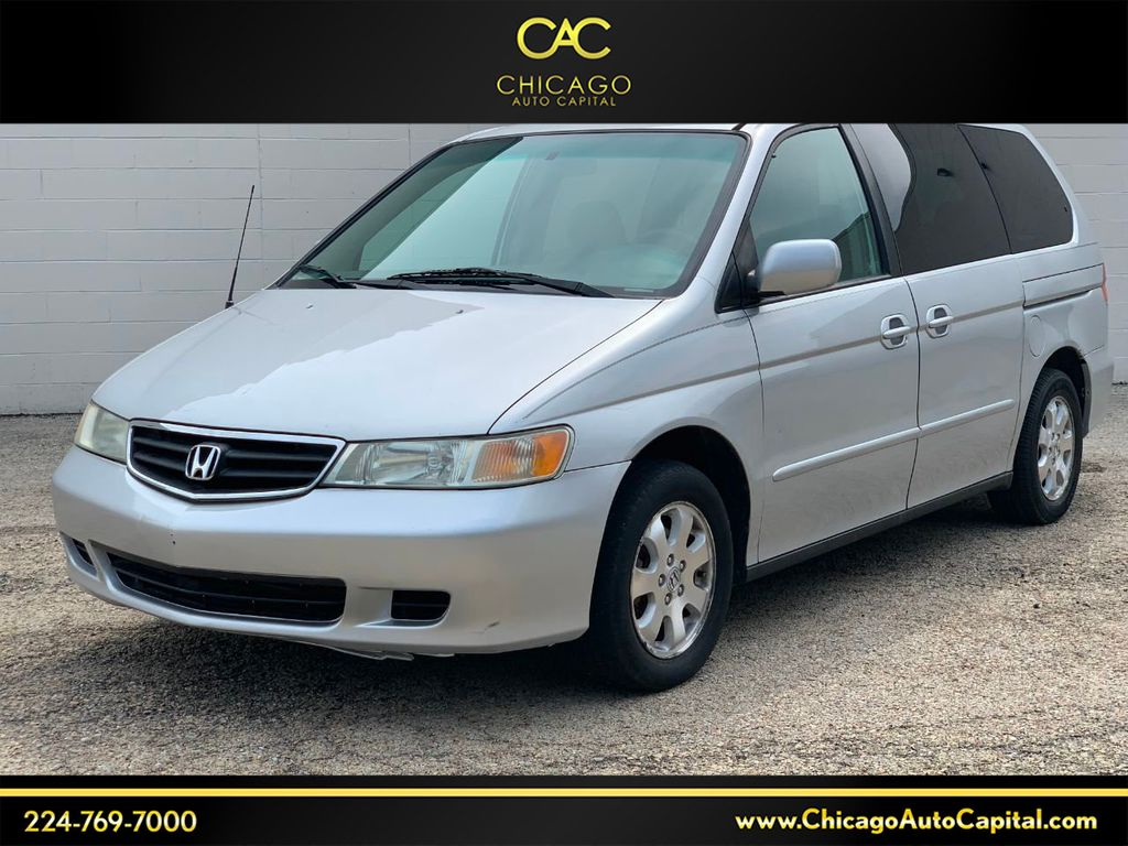 2004 used honda odyssey 5dr ex res w dvd at chicago auto capital serving elgin il iid 20017855 chicago auto capital