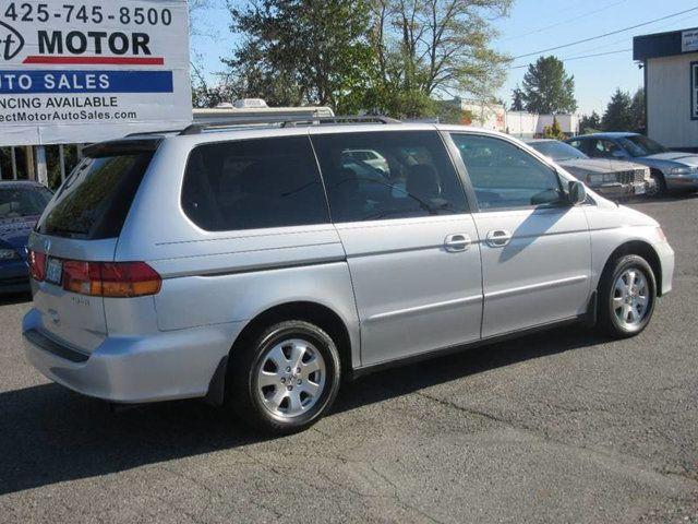 Superior 2004 Honda Odyssey EX 4dr Mini Van Not Specified   5FNRL18674B058708   2