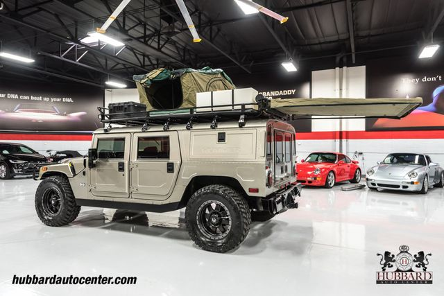 2004 HUMMER H1 Fully Custom Hummer H1 Wagon  - Click to see full-size photo viewer