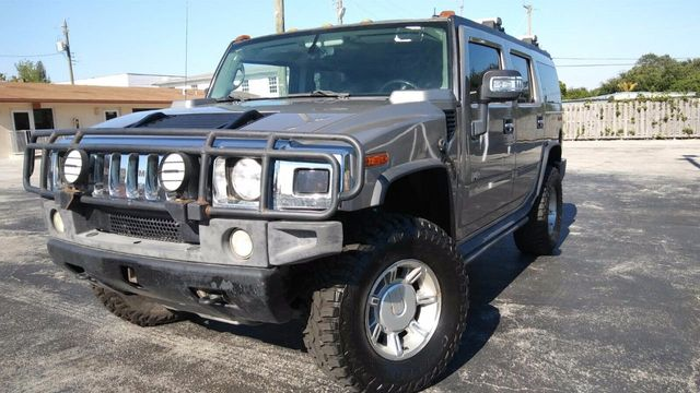 2004 Used Hummer H2 4dr Wagon At A Luxury Autos Serving Miramar Fl