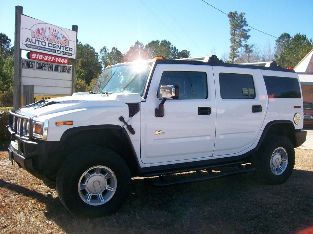 2004 Hummer H2 Suv For Sale Holly Ridge Nc 11950 Motorcar