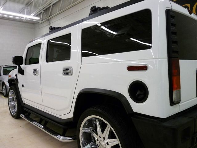 2004 Used Hummer H2 At Luxury Automax Serving Chambersburg Pa Iid