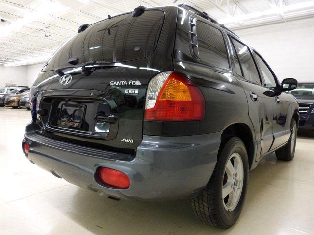 Lovely 2004 Hyundai Santa Fe GLS   Click To See Full Size Photo Viewer