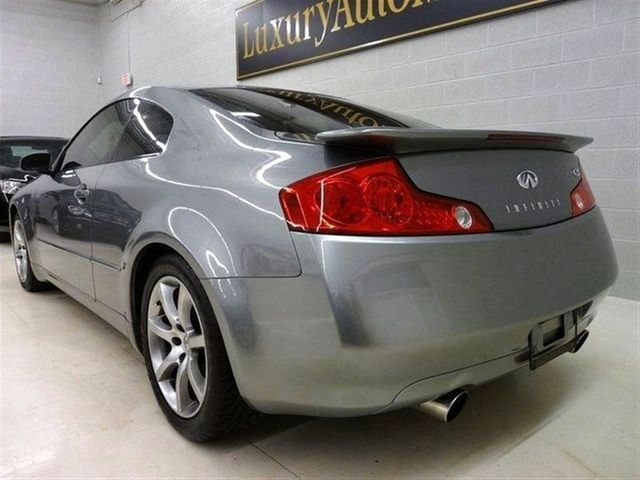 2004 Used Infiniti G35 Coupe Coupe At Luxury Automax Serving