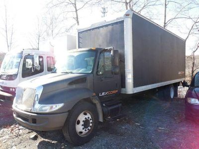 2004 International 4000 Series TAIL GATE Not Specified