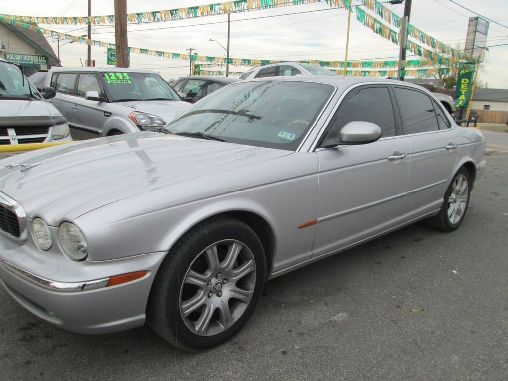 2004 Jaguar XJ 4dr Sedan XJ8 - 14526687 - 0