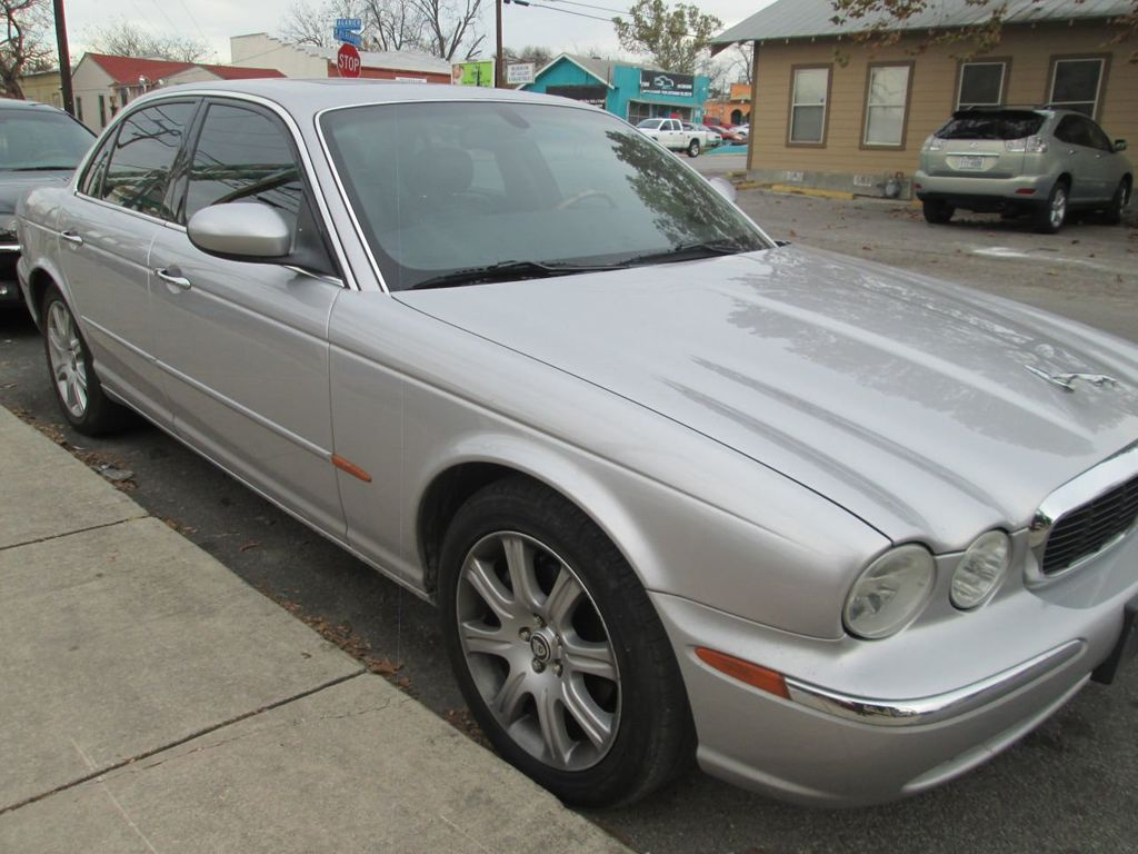 2004 Used Jaguar Xj 4dr Sedan Xj8 At Bayona Motor Werks Serving San 2005 Specs 14526687 2