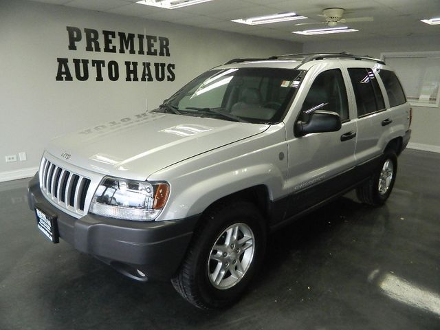 2004 Jeep Grand Cherokee 2004 JEEP GRAND CHEROKEE LAREDO