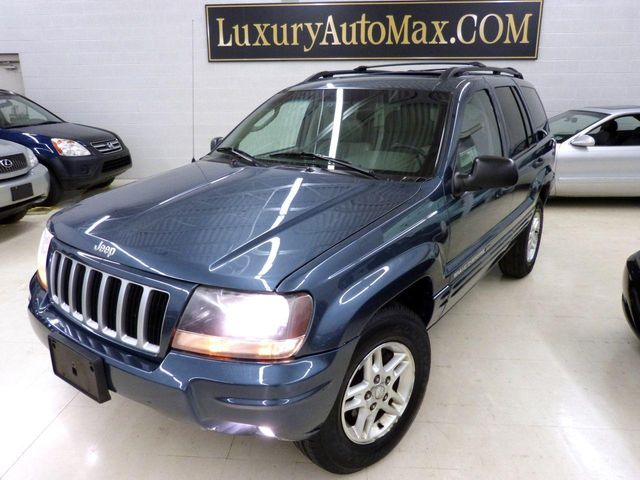 2004 Used Jeep Grand Cherokee 4dr Laredo 4wd At Luxury Automax