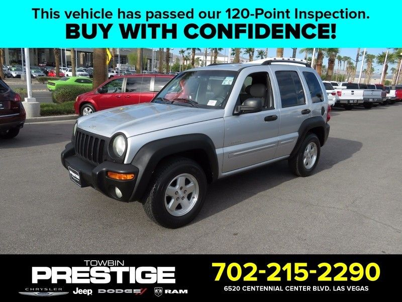 2004 Jeep Liberty 4dr Limited - 17002658 - 0