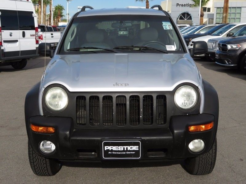 2004 Jeep Liberty 4dr Limited - 17002658 - 1