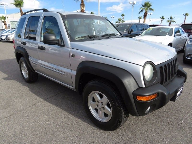2004 Jeep Liberty 4dr Limited - 17002658 - 2