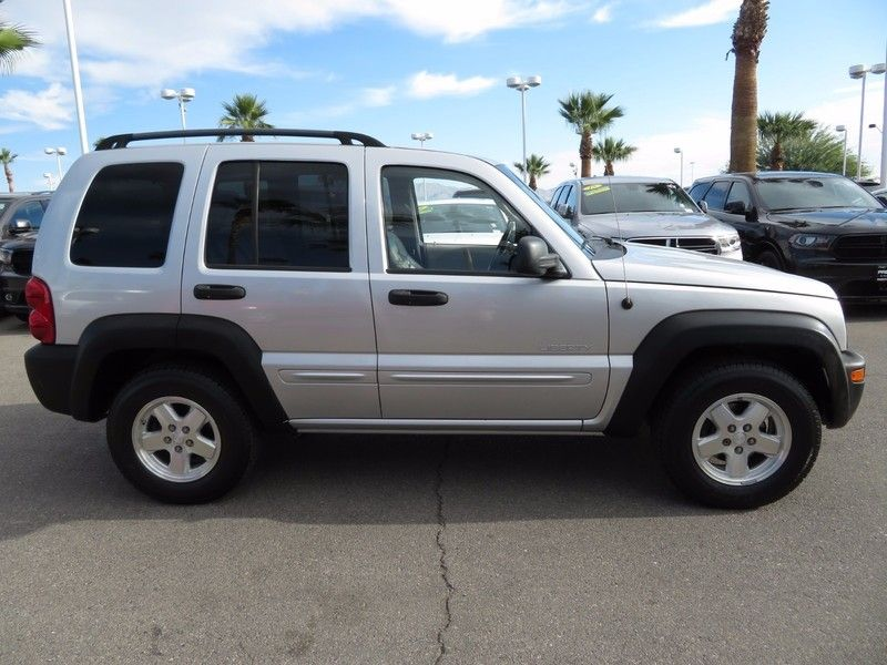 2004 Jeep Liberty 4dr Limited - 17002658 - 3