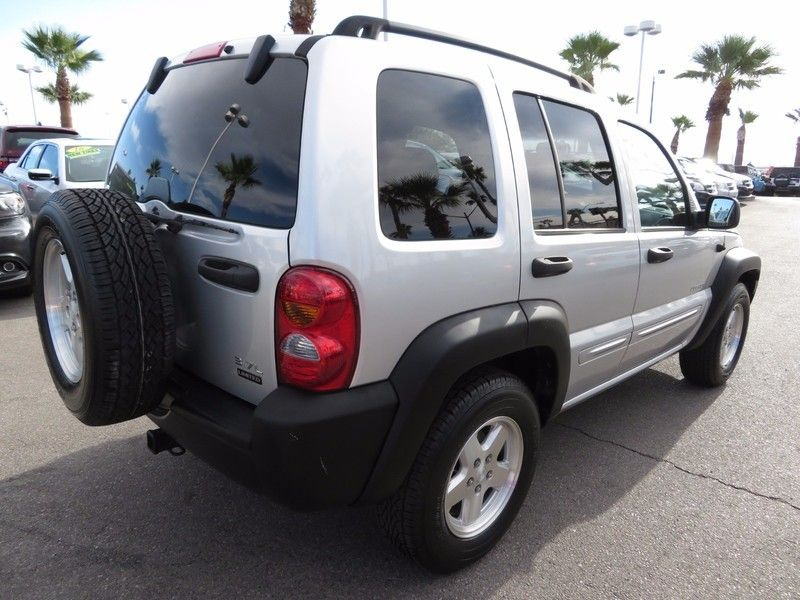 2004 Jeep Liberty 4dr Limited - 17002658 - 4