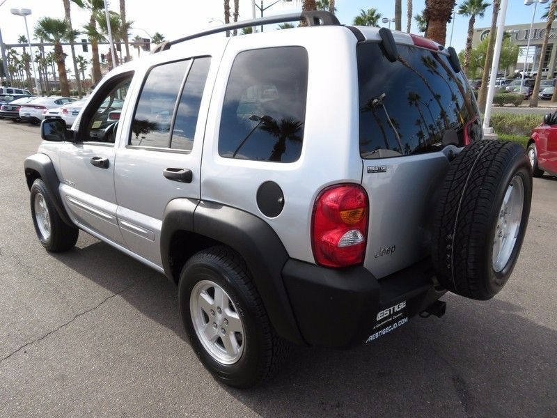 2004 Jeep Liberty 4dr Limited - 17002658 - 7