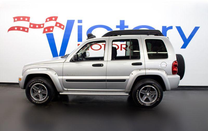 2004 used jeep liberty 4x4 at victory motorcars serving houston tx