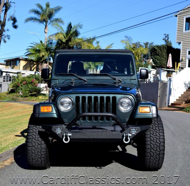 2004 Jeep Wrangler 2dr SE - Click to see full-size photo viewer