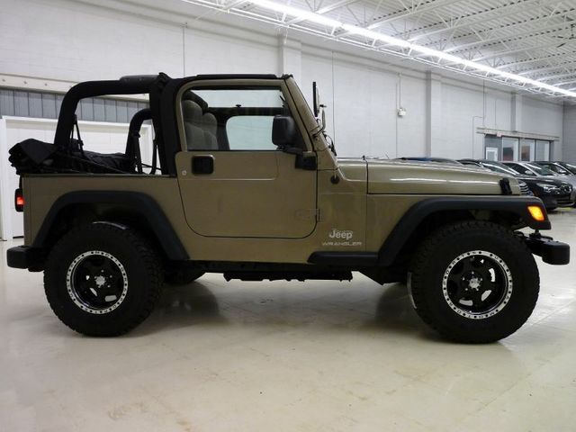 2004 Used Jeep Wrangler X At Luxury Automax Serving