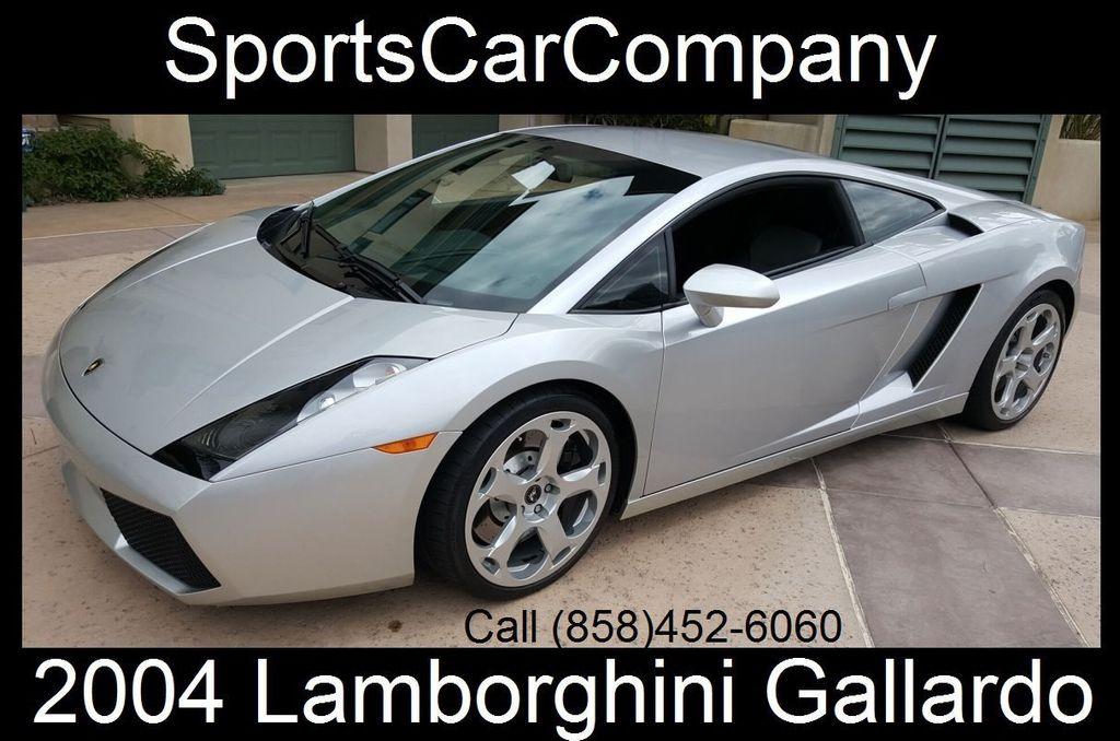 2004 Lamborghini Gallardo 2dr Coupe - 17467045 - 1