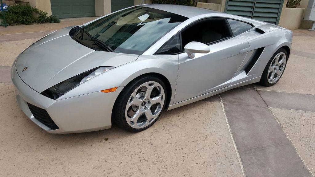 2004 Lamborghini Gallardo 2dr Coupe - 17467045 - 24