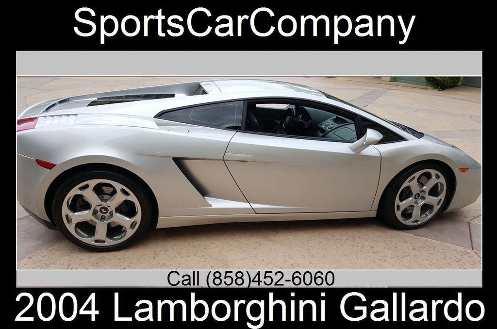 2004 Lamborghini Gallardo 2dr Coupe - 17467045 - 2